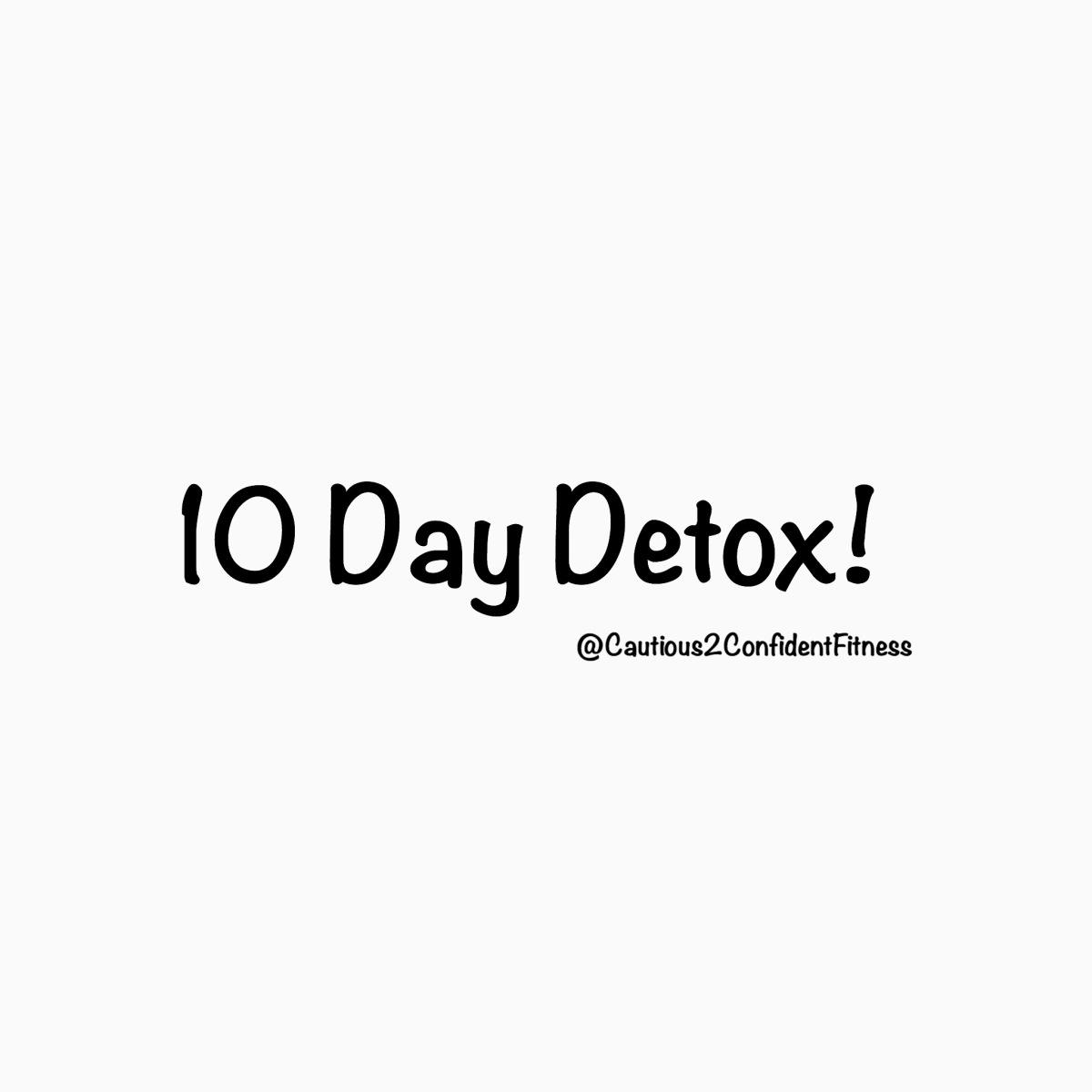 Detox Ready!